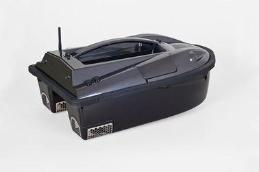 Schwarzes elektronisches Fernsteuerungs-Baitboat mit GPS, Fisch-Sucher RYH-001D