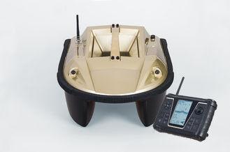 Fischerboot-Köder-Boot der Eagle-Sucher-RYH-001B Fernbedienungs-RC mit GPS Champagne
